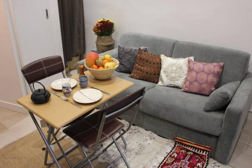 Studio Wattignies - table