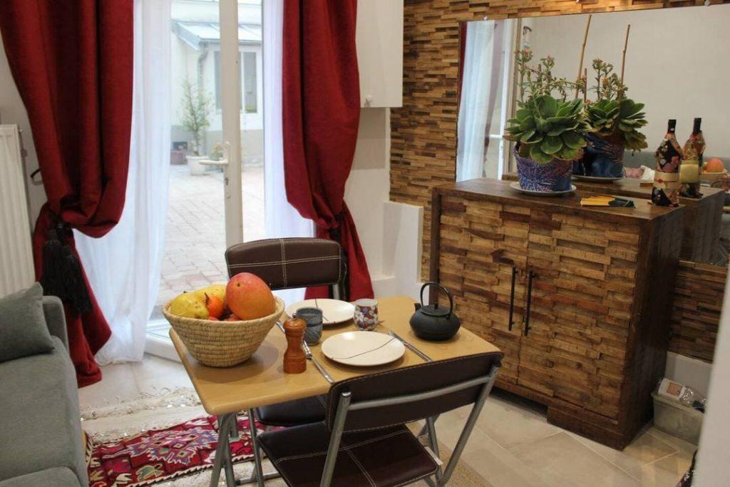 Studio Wattignies - salon 2