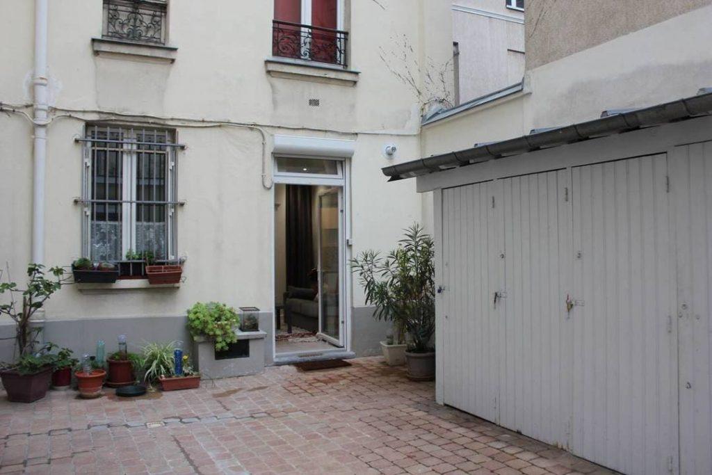 Studio Wattignies - entrée 2